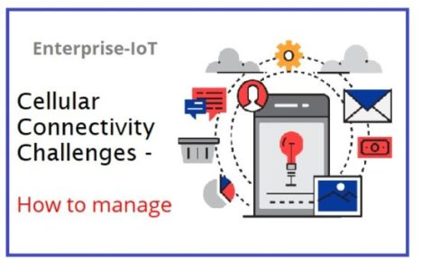 Enterprise Cellular-IoT Challenges – How to manage